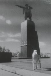 Dasha and Lenin, Bishkek, Kyrgyzstan