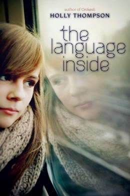 HollyThompson TheLanguageInside book cover