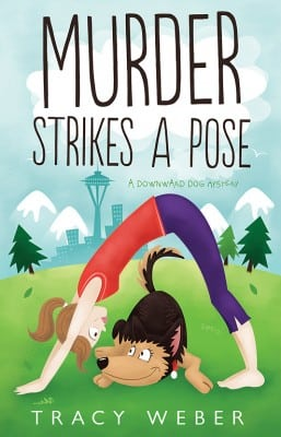 Tracy Weber Murder Strikes a Pose Book Cover