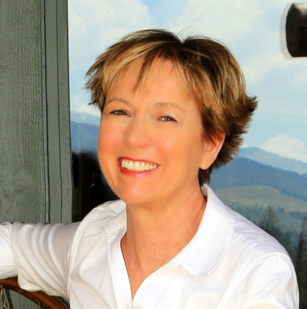Janet Fox Author Photo