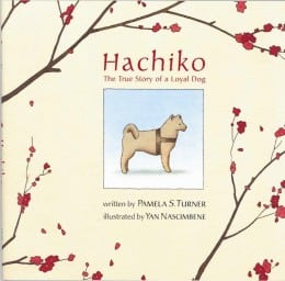 Pamela Turner HACHIKO book cover