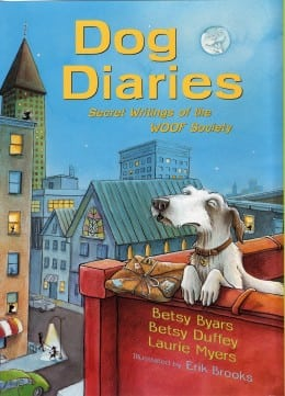 DuffeyMyers DOG DIARIES Book Cover
