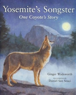 Ginger Wadsworth YOSEMITE'S SONGSTER COVER