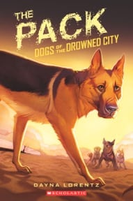 Dayna Lorentz DOGS OF THE DROWNED CITY #2 Book Cover