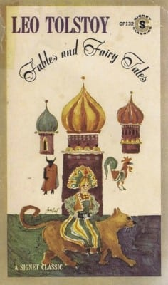 Russian Fairy Tales by Leo Tolstoy