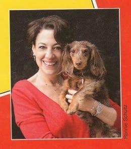 Stephanie Calmenson MAY I PET author photo