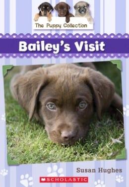 Susan Hughes Bailey's Visit Book Cover
