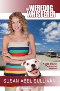 Susan Sullivan WEREDOG WHISPERER Book Cover