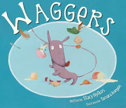 Stacy Nyikos WAGGERS BOOK COVER