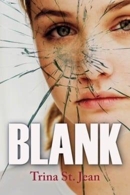 Trina StJean BLANK BOOK COVER