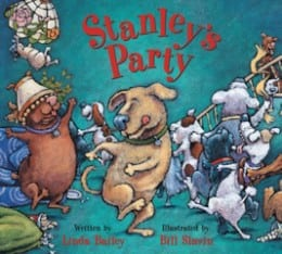 Linda Bailey STANLEY'S PARTY COVER jpg