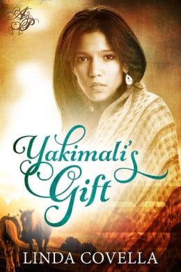 Linda Covella YAKIMALI'S GIFT COVER
