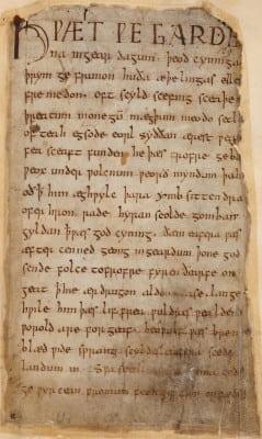 Beowulf_Cotton_MS_Vitellius_A_XV_f._132r